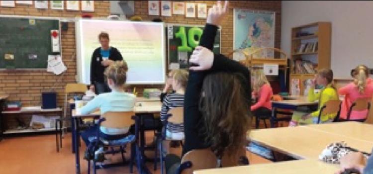 Scholen in actie voor Australië